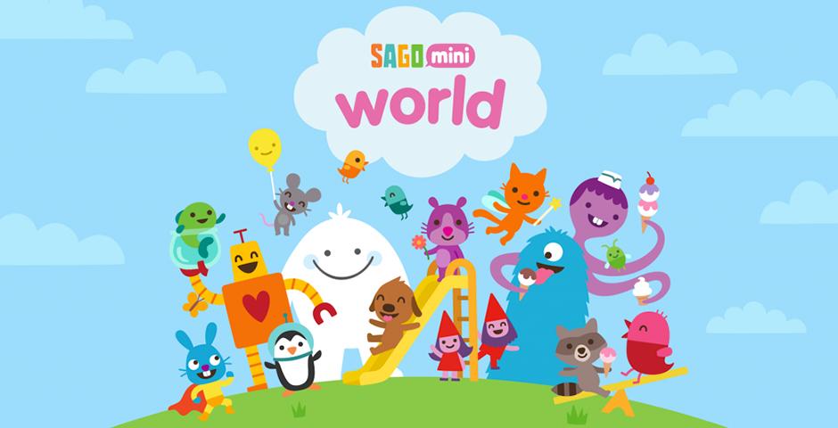 Nominee - Sago Mini World