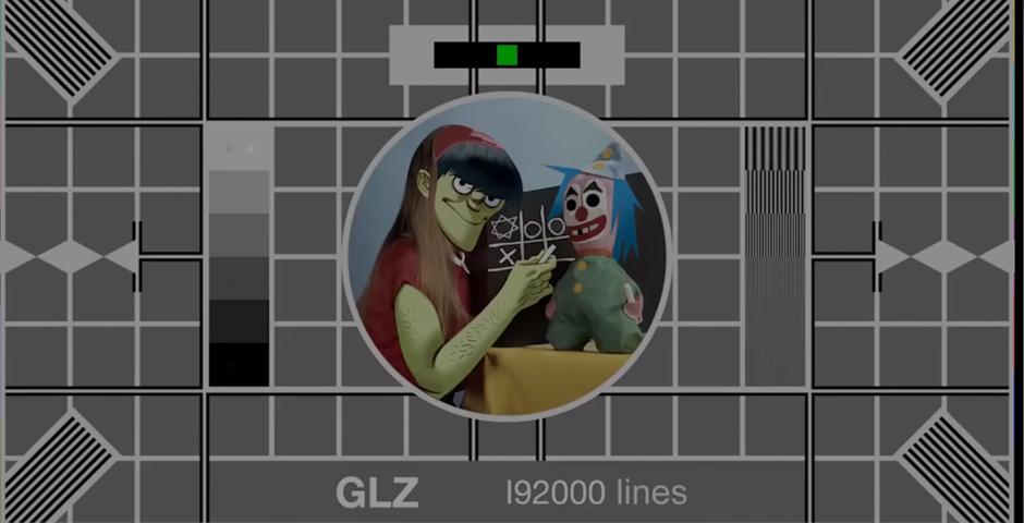 Nominee - Gorillaz App