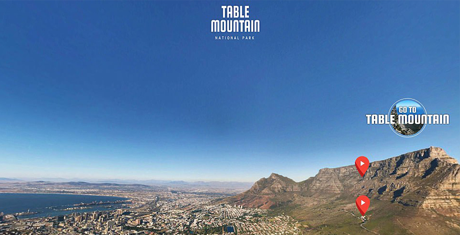 Webby Award Nominee - South Africa in 360