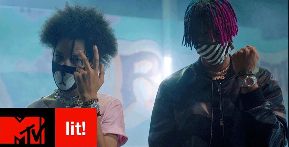 - MTV's LIT! Dance In: Atlanta