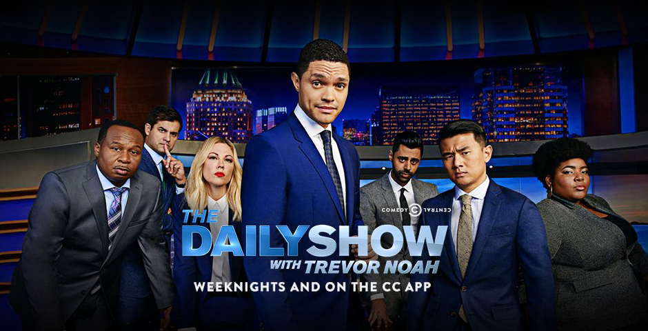 "People's Voice - ""The Daily Show"" social media"