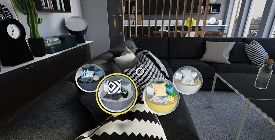 Nominee - IKEA Virtual Interior Designer