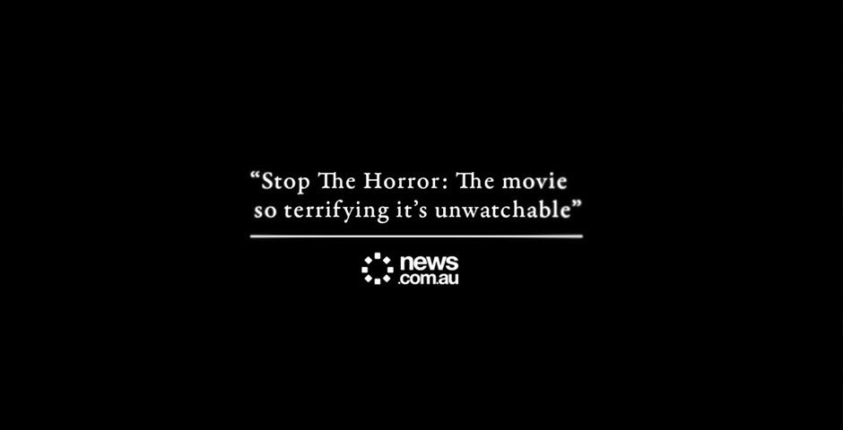 Webby Award Nominee - Stop The Horror