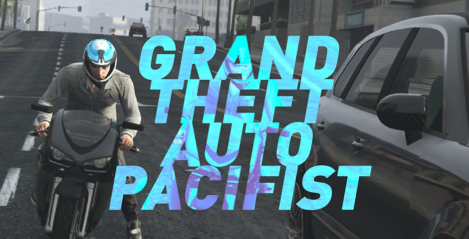 Webby Award Nominee - Grand Theft Auto Pacifist