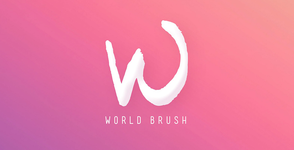 Webby Award Nominee - World Brush