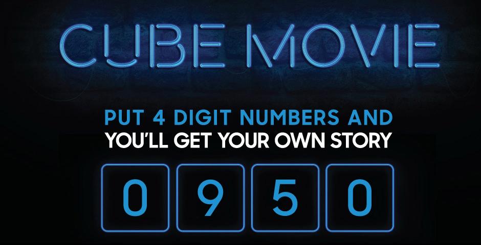 Webby Award Nominee - CUBE MOVIE
