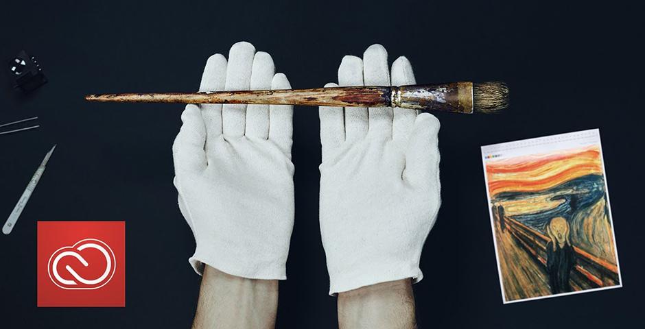 Nominee - The Original Brushes of Edvard Munch
