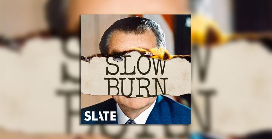 Webby Award Nominee - Slow Burn