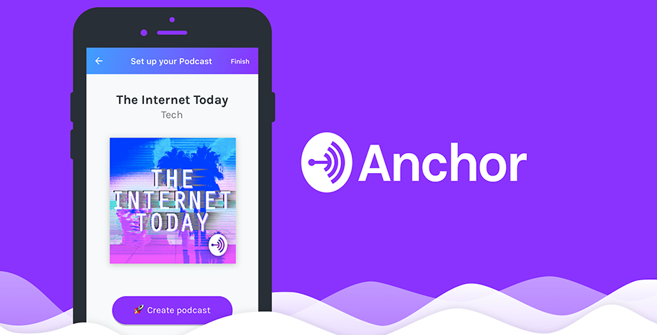 Webby Award Nominee - Anchor