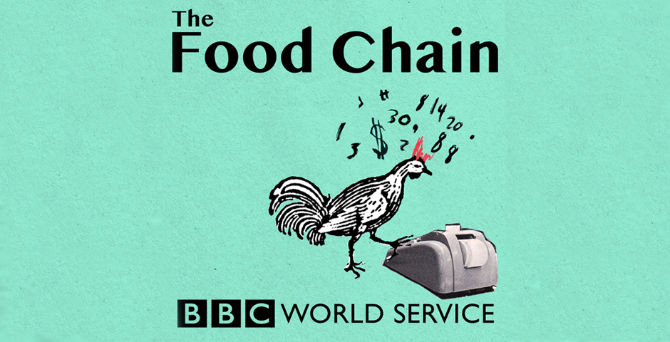 Webby Award Nominee - The Food Chain
