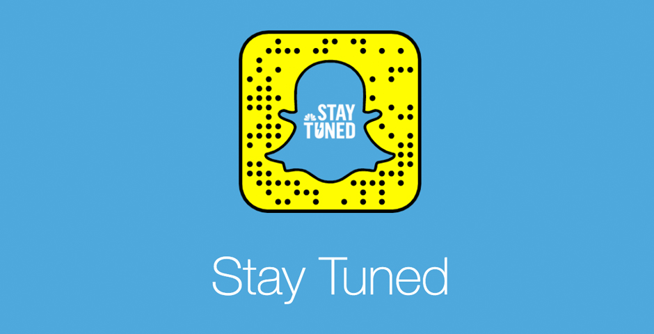 Nominee - NBC News' Stay Tuned on Snapchat