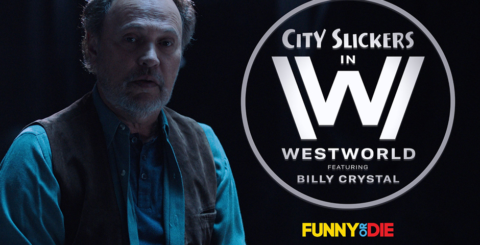 Nominee - City Slickers in Westworld Featuring Billy Crystal