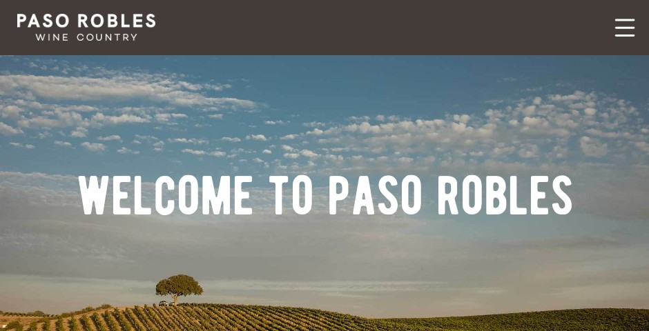Nominee - Paso Robles Wine Country Alliance
