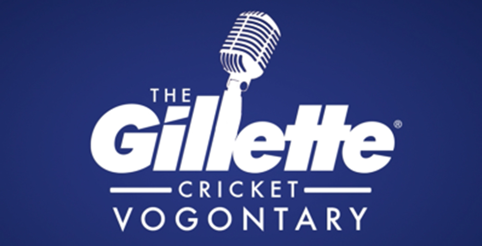 Nominee - Gillette Cricket Vogontary
