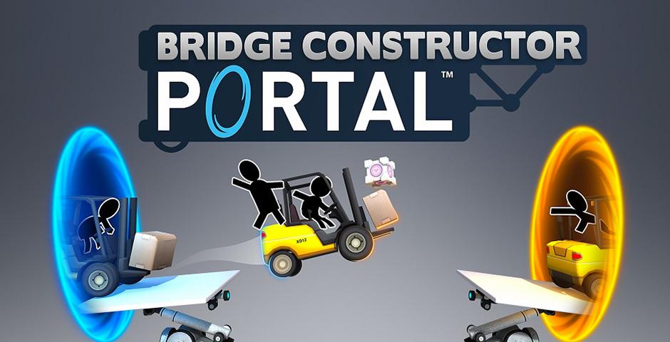 Webby Award Nominee - Bridge Constructor Portal