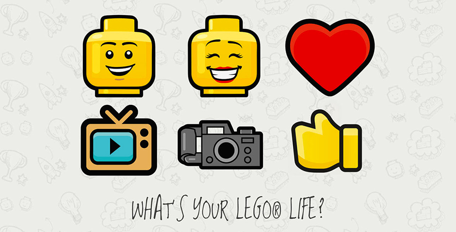 People's Voice / Webby Award Winner - LEGO Life