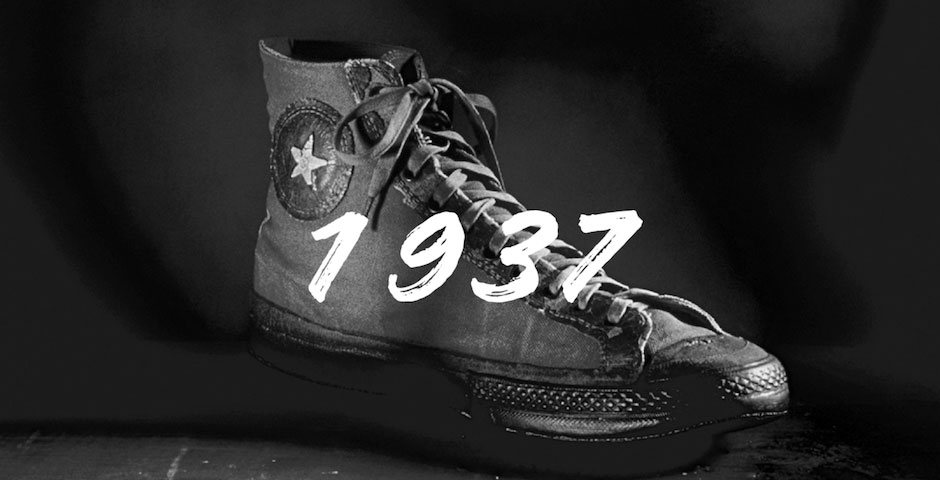 Nominee - CONVERSE ALL STAR 100th anniversary website
