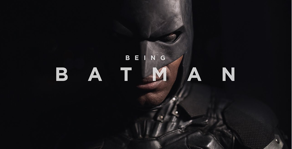 Webby Award Nominee - Being Batman