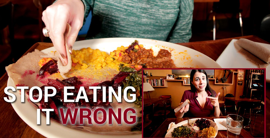 Webby Award Nominee - Stop Eating it Wrong
