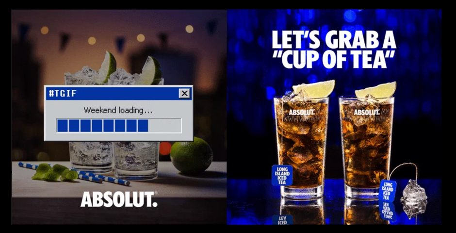 Webby Award Nominee - Absolut Vodka Never Gonna GIF You Up