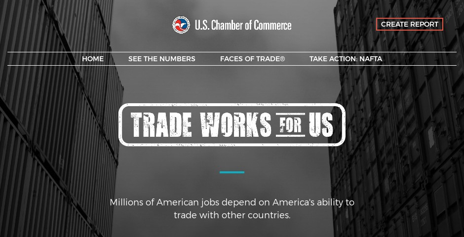 Nominee - Trade Works for US