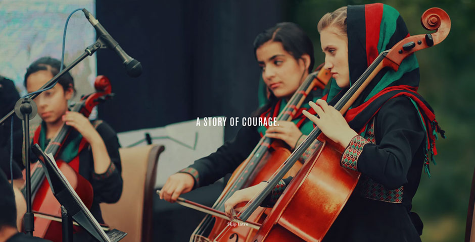 Nominee - The Story of Zohra – The Afghan Women's Orchestra