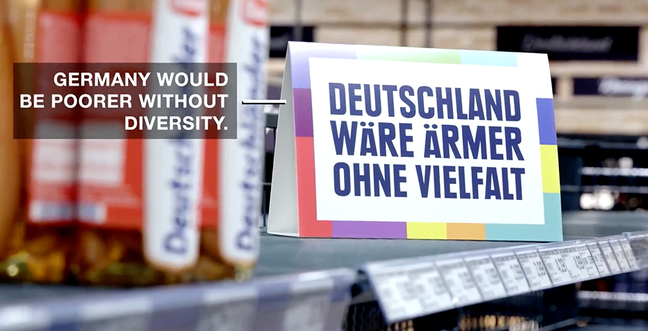 2018 Webby Winner - The most German supermarket