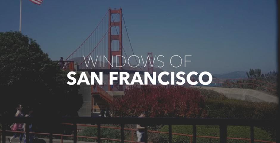 Webby Award Nominee - Windows of San Francisco