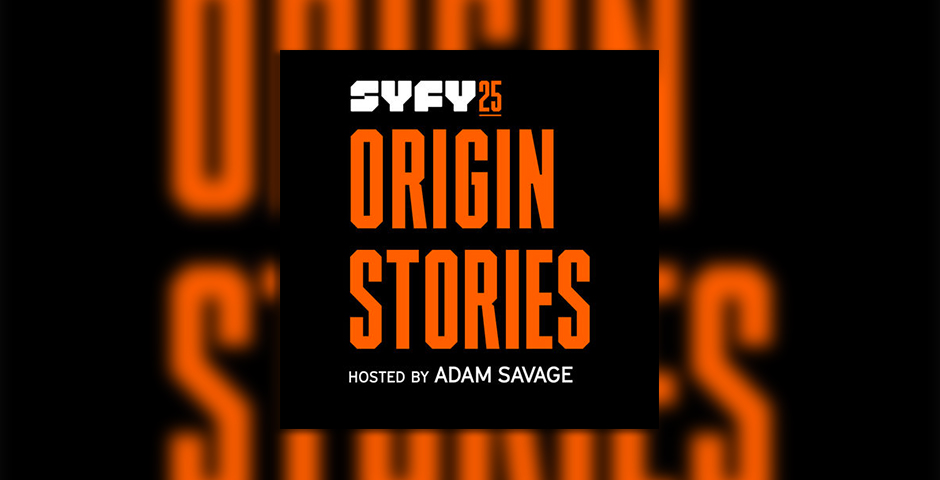 Nominee - SYFY25: Origin Stories