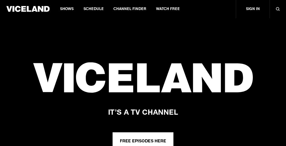 Nominee - VICELAND.COM