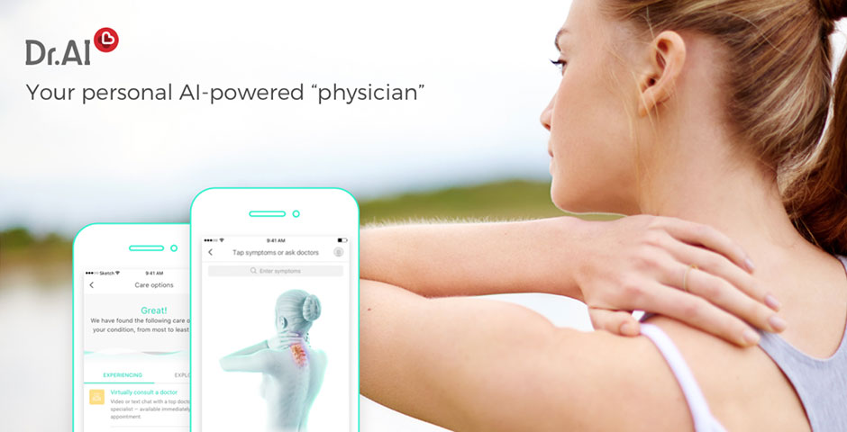 Nominee - HealthTap—Websites: Best Use of Machine Learning