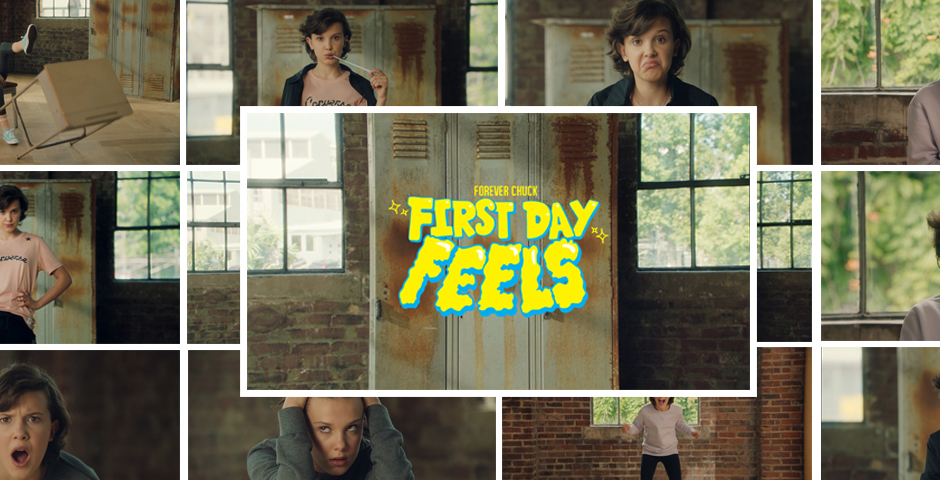 Nominee - Converse First Day Feels