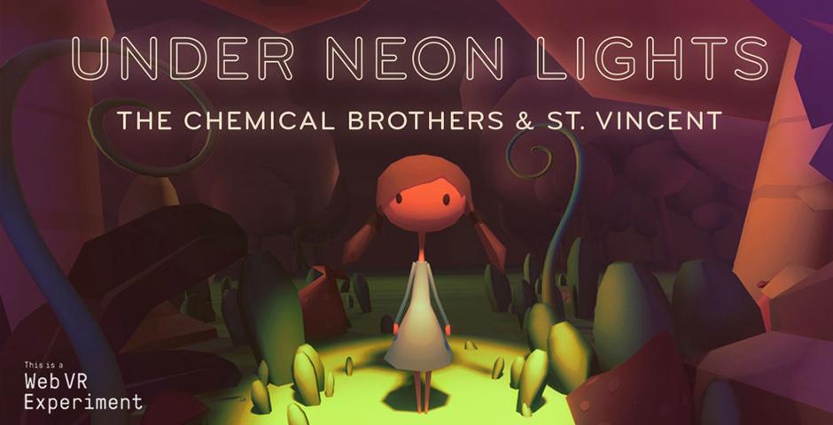 Nominee - Under Neon Lights