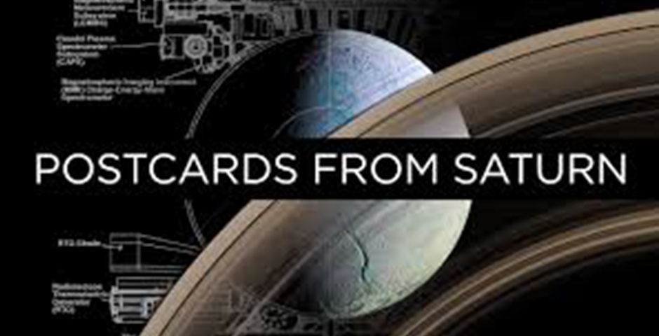 Nominee - The Strangest Sights Cassini Saw: Postcards From Saturn
