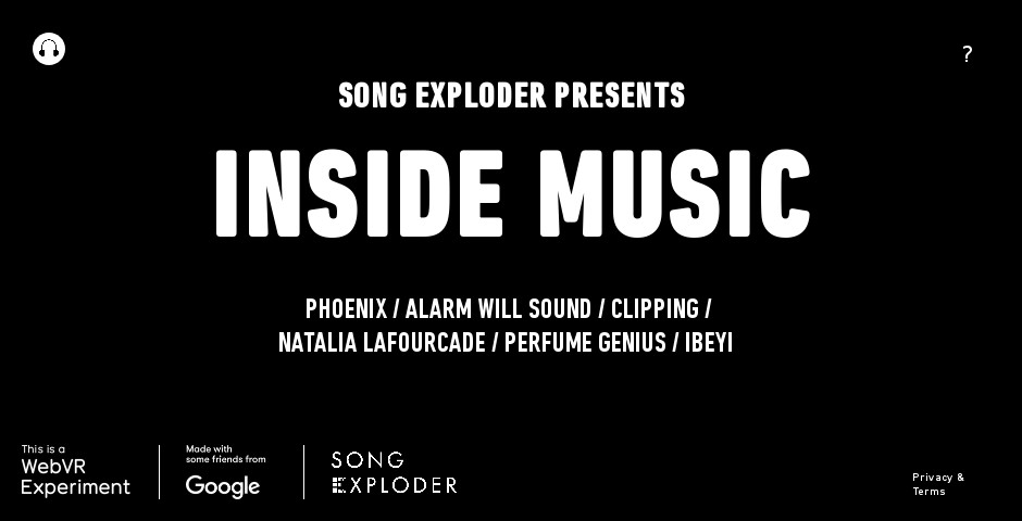 Webby Award Nominee - Song Exploder