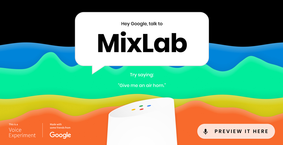 Webby Award Winner - MixLab
