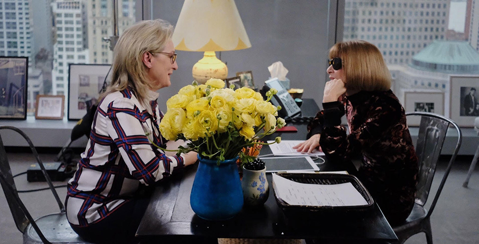 2018 Webby Winner - Vogue.com Meryl Streep Cover Interview with Anna Wintour