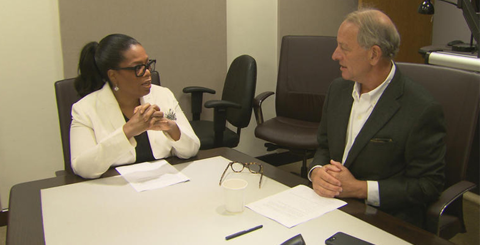 Webby Award Nominee - 60 Minutes Overtime: OPRAH'S FIRST 60 MINUTES STORY FELT LIKE COMING HOME