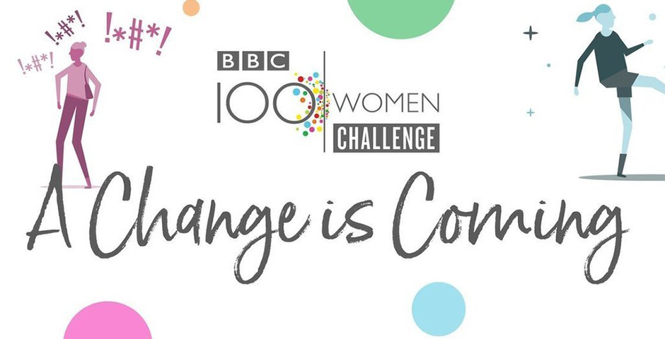 Nominee - BBC 100 Women Challenge