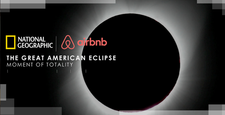 2018 Webby Winner - National Geographic + Airbnb: Moment of Totality