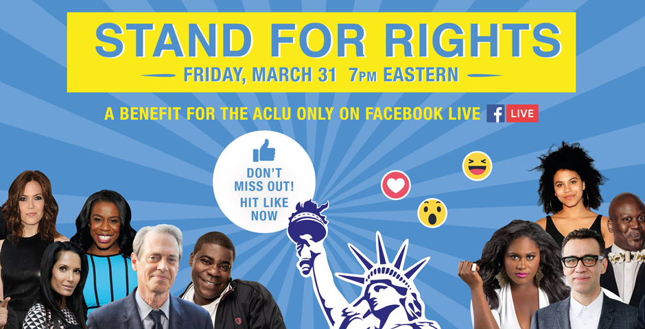 Nominee - STAND FOR RIGHTS A FACEBOOK LIVE SPECIAL
