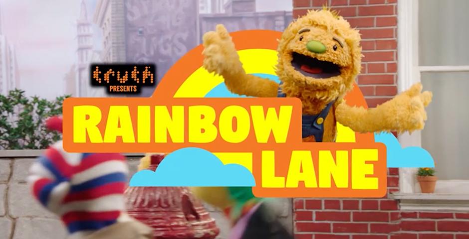 Webby Award Nominee - Rainbow Lane