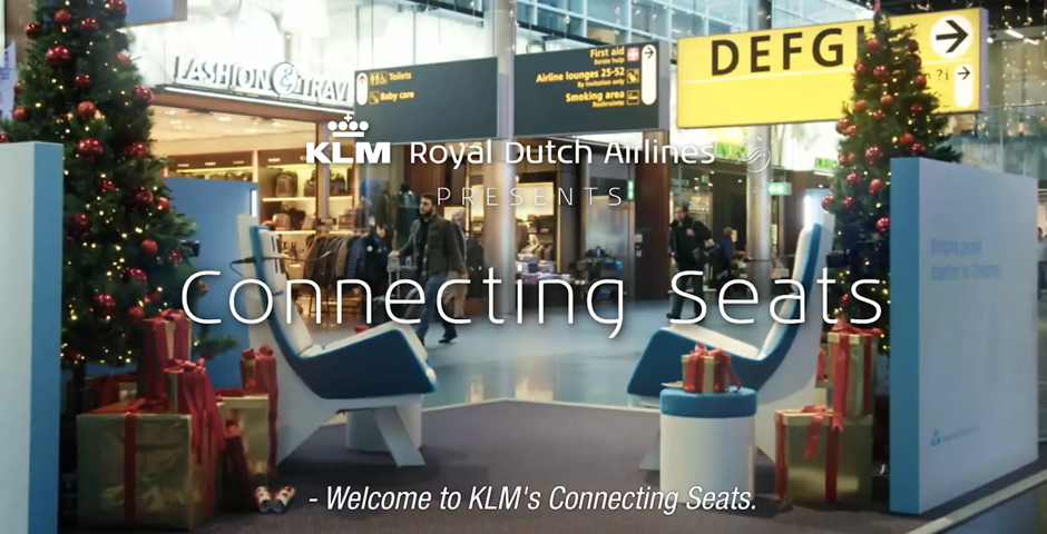 KLM Connecting Seats