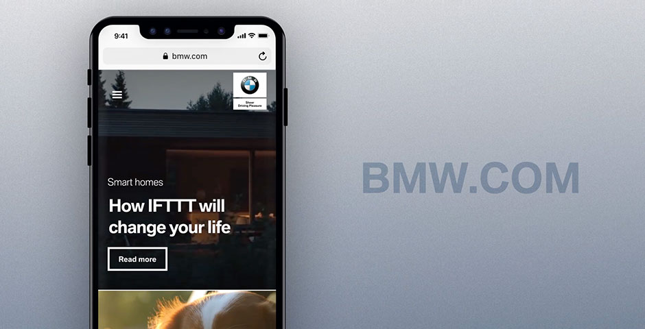 People's Voice / Webby Award Winner - BMW.com