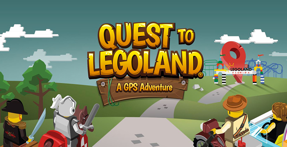 People's Voice / Webby Award Winner - Quest to LEGOLAND