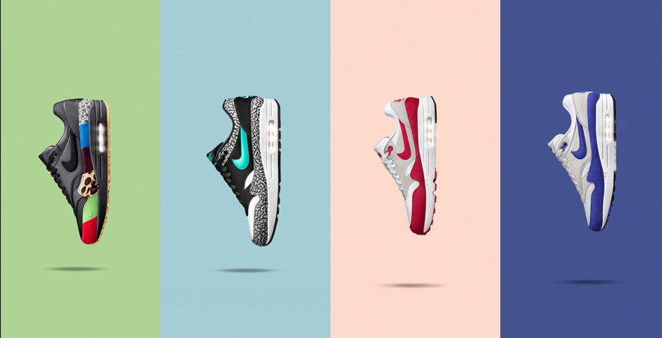 Webby Award Nominee - Color Your Airmax
