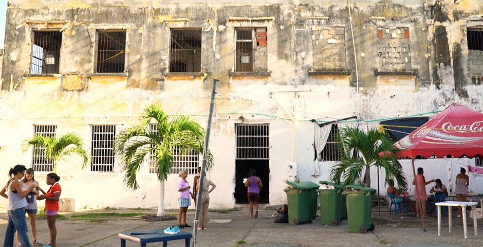Webby Award Nominee - This Colombian women\'s prison runs a restaurant behind its bars to help inmates