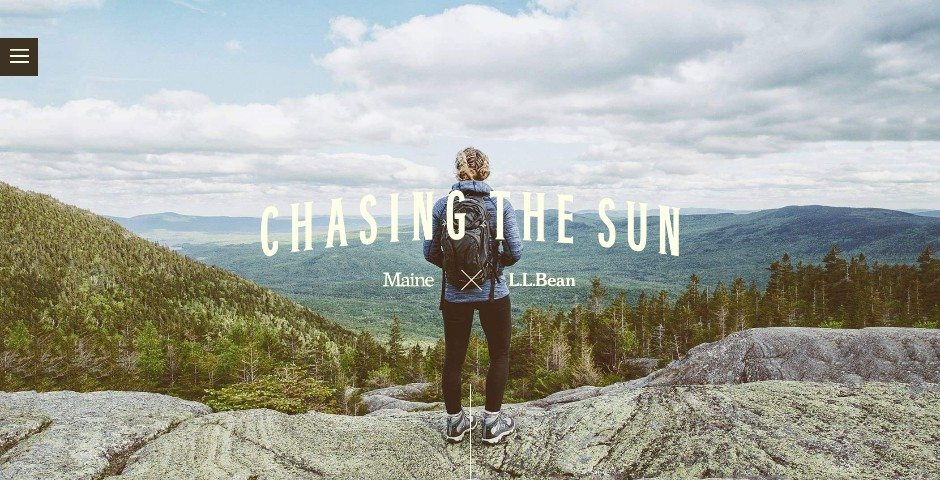Nominee - Chasing the Sun Quarterly