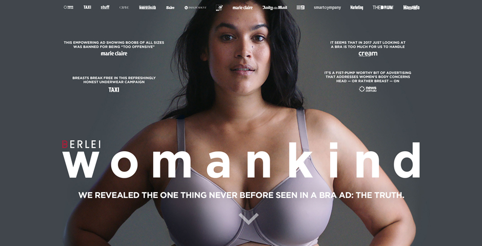 2018 Webby Winner - Womankind