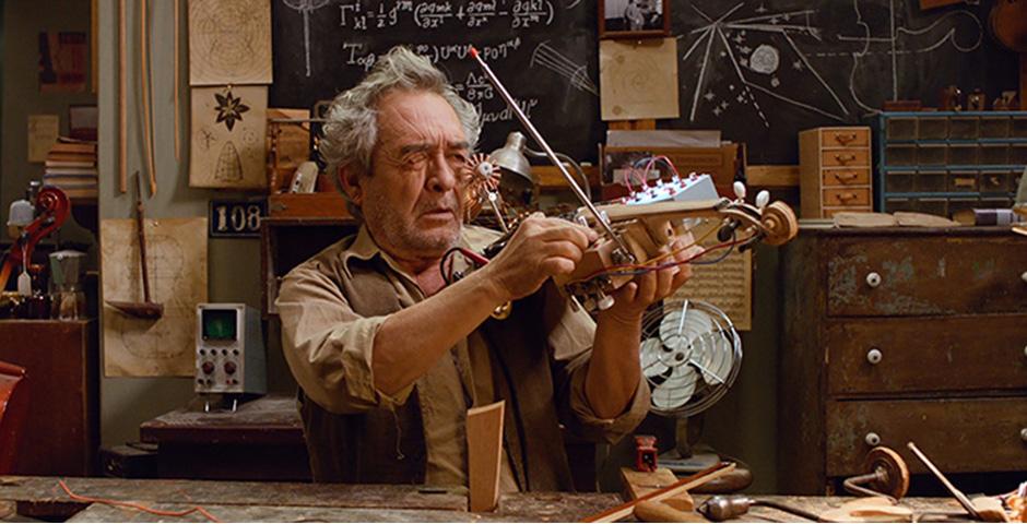 "- Nat Geo ""The Instrument"""